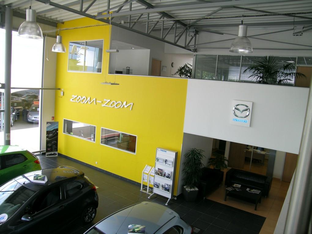 R Alisations Ford Et Mazda Par Paraf Soci T D